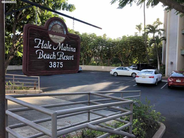 3875 Lower Honoapiilani Rd B106, Lahaina, HI 96761 (MLS #380039) :: Maui Estates Group