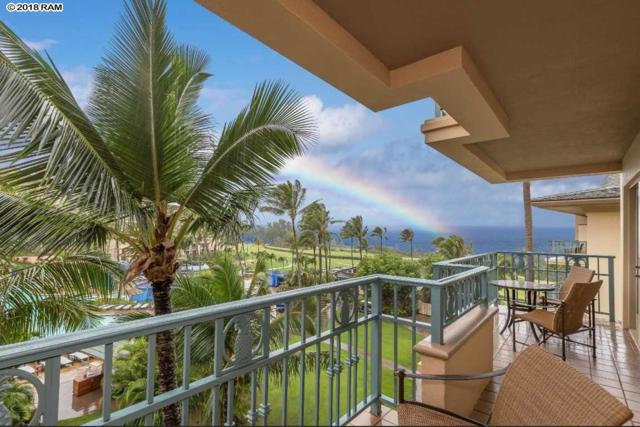 1 Ritz Carlton Dr 1614-1616, Lahaina, HI 96761 (MLS #380100) :: Elite Pacific Properties LLC