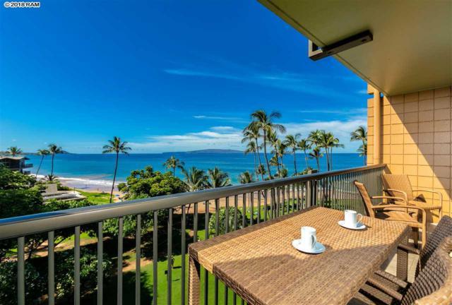 2960 S Kihei Rd #514, Kihei, HI 96753 (MLS #380105) :: Maui Estates Group