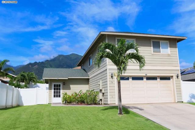 114 E Makaukau Loop, Wailuku, HI 96793 (MLS #380118) :: Elite Pacific Properties LLC