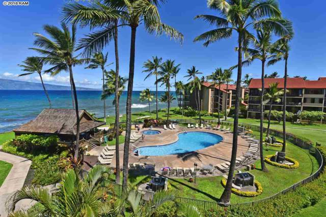 3543 Lower Honoapiilani Rd K-402, Lahaina, HI 96761 (MLS #380133) :: Team Lally