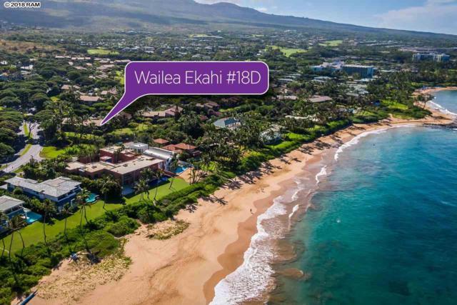 3300 Wailea Alanui Dr 18D, Kihei, HI 96753 (MLS #380135) :: Maui Estates Group