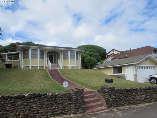261 Halenani Dr, Wailuku, HI 96793 (MLS #380143) :: Elite Pacific Properties LLC