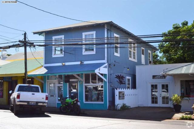 26 Baldwin Ave, Paia, HI 96779 (MLS #380153) :: Elite Pacific Properties LLC
