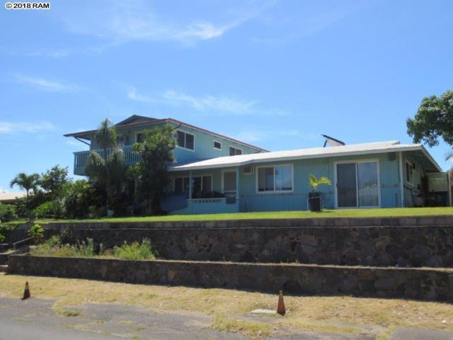 555 Kea St, Kahului, HI 96732 (MLS #380160) :: Elite Pacific Properties LLC