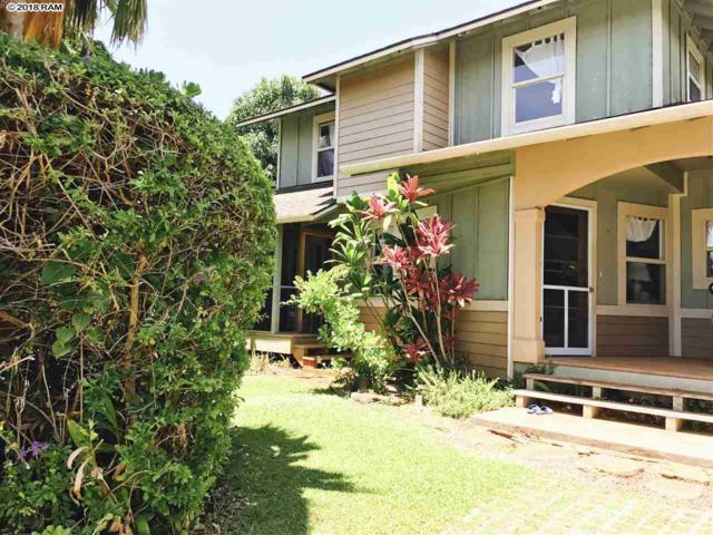 15 Hoku Pl, Paia, HI 96779 (MLS #380168) :: Maui Estates Group