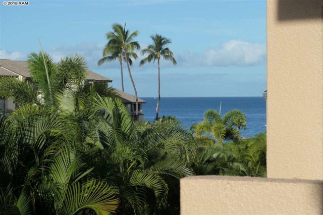 2695 S Kihei Rd 8-206, Kihei, HI 96753 (MLS #380186) :: Elite Pacific Properties LLC