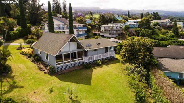 112 Ka Dr, Kula, HI 96790 (MLS #380198) :: Elite Pacific Properties LLC