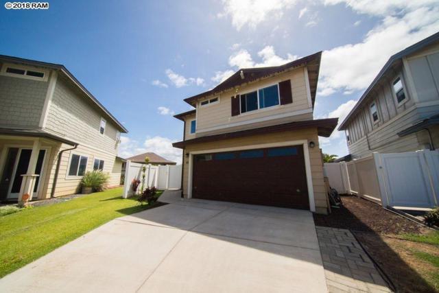 111 Meheu Cir, Kahului, HI 96732 (MLS #380220) :: Elite Pacific Properties LLC