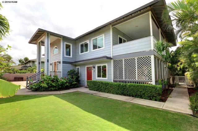 53 Honuhula Pl, Kihei, HI 96753 (MLS #380223) :: Elite Pacific Properties LLC
