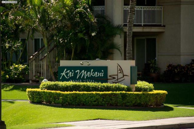28 Kai Makani Loop L-101, Kihei, HI 96753 (MLS #380230) :: Elite Pacific Properties LLC