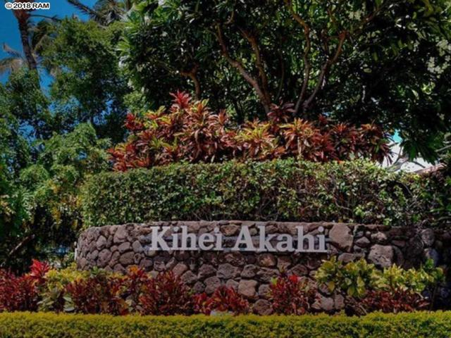 2531 S Kihei Rd B-105, Kihei, HI 96753 (MLS #380235) :: Elite Pacific Properties LLC