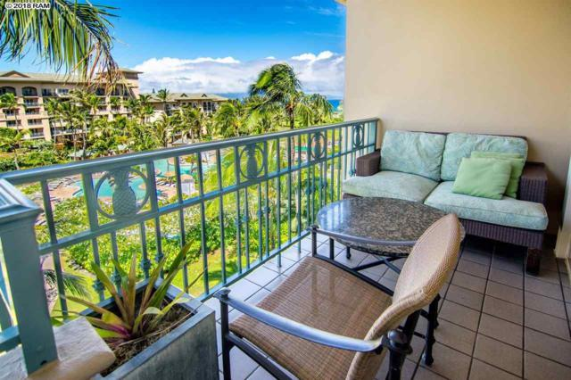 1 Ritz Carlton Dr 1806-1808, Lahaina, HI 96761 (MLS #380237) :: Elite Pacific Properties LLC