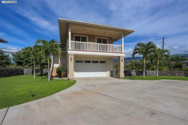 142 Moana Ave, Kihei, HI 96753 (MLS #380249) :: Elite Pacific Properties LLC