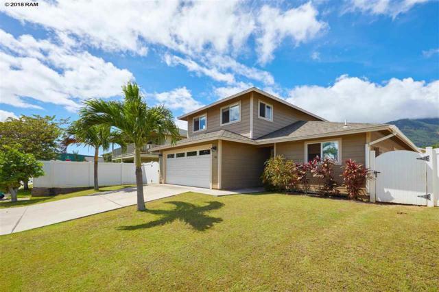 168 Kaikai St Lot 233, Wailuku, HI 96793 (MLS #380261) :: Elite Pacific Properties LLC