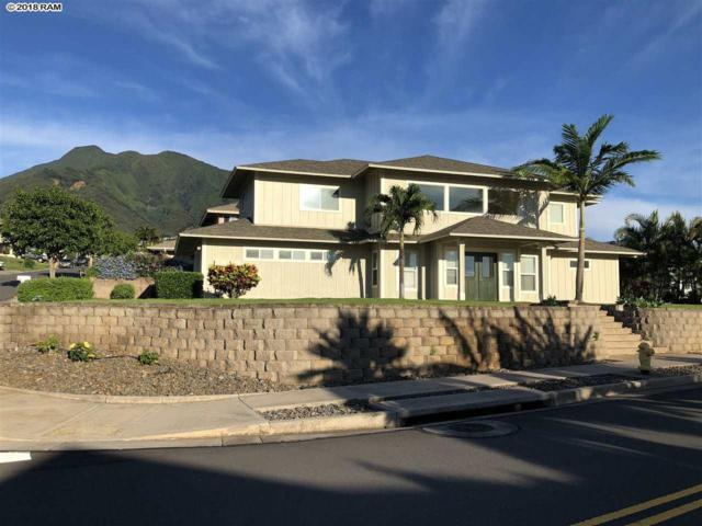 24 Kama St, Wailuku, HI 96793 (MLS #380265) :: Team Lally