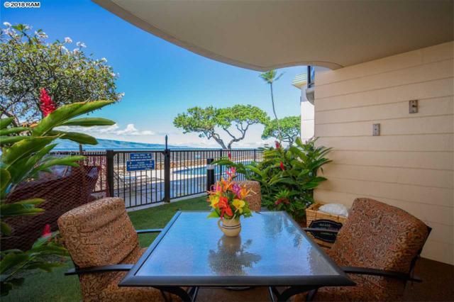 4471 Lower Honoapiilani Rd #103, Lahaina, HI 96761 (MLS #380271) :: Elite Pacific Properties LLC