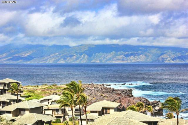 500 Bay Dr 15B1-2, Lahaina, HI 96761 (MLS #380286) :: Elite Pacific Properties LLC