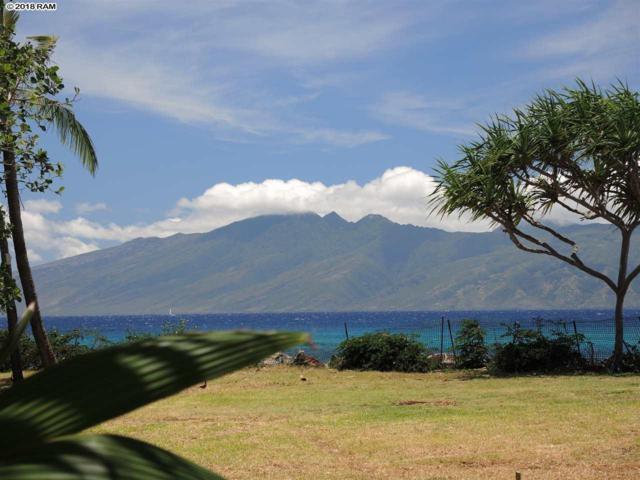 40 Hui Rd E 48-A-1, Lahaina, HI 96761 (MLS #380299) :: KW Island Living