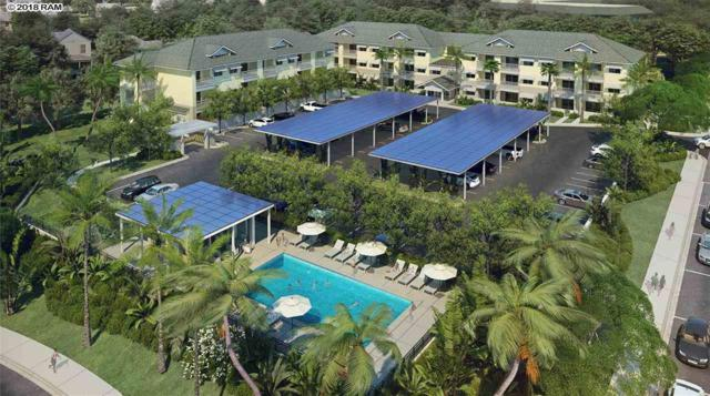 45 Kanani Rd #204, Kihei, HI 96753 (MLS #380316) :: Elite Pacific Properties LLC