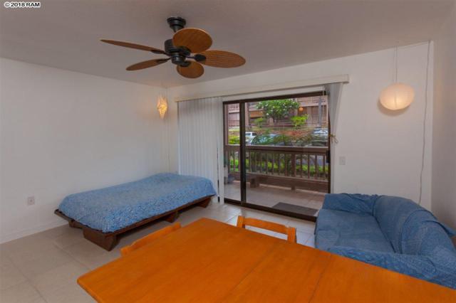 3740 Lower Honoapiilani Rd D108, Lahaina, HI 96761 (MLS #380318) :: Elite Pacific Properties LLC