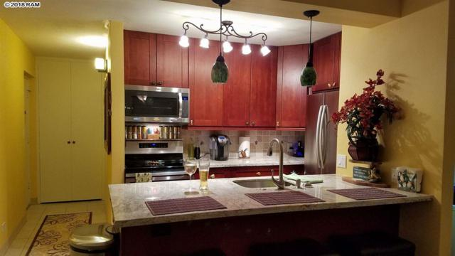 3788 Lower Honoapiilani Rd A-109, Lahaina, HI 96761 (MLS #380329) :: Elite Pacific Properties LLC