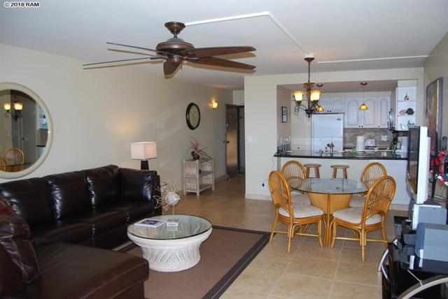 4401 Lower Honoapiilani Rd B102, Lahaina, HI 96761 (MLS #380348) :: Maui Estates Group