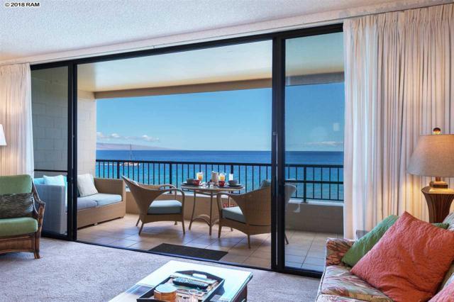 106 Kaanapali Shores Pl #605, Lahaina, HI 96761 (MLS #380359) :: Elite Pacific Properties LLC