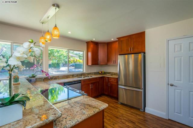 523 Mikioi Pl, Kihei, HI 96753 (MLS #380365) :: Elite Pacific Properties LLC