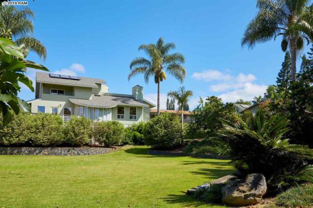 185 Ainakula Rd, Kula, HI 96790 (MLS #380371) :: Maui Estates Group