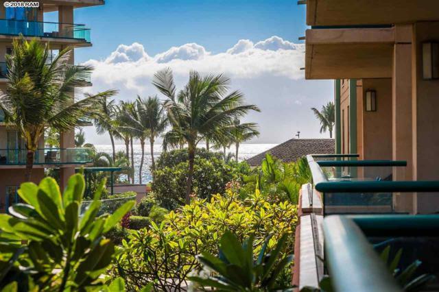 130 Kai Malina Pkwy #208, Lahaina, HI 96761 (MLS #380373) :: Elite Pacific Properties LLC