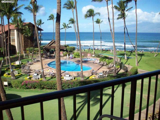 3543 Lower Honoapiilani Rd B401 17B, Lahaina, HI 96761 (MLS #380389) :: Maui Estates Group