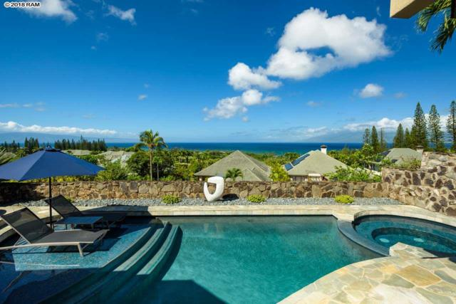 506 Pacific Drive, Lahaina, HI 96761 (MLS #380406) :: Elite Pacific Properties LLC