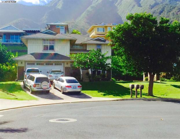 19 Paalae Pl, Wailuku, HI 96793 (MLS #380439) :: Elite Pacific Properties LLC