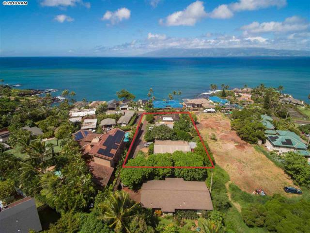 "5184-5184C Lower Honoapiãƒâ¢Ã'Â'¬Ã'Â""¢Ilani Rd, Lahaina, HI 96761 (MLS #380458) :: Elite Pacific Properties LLC"