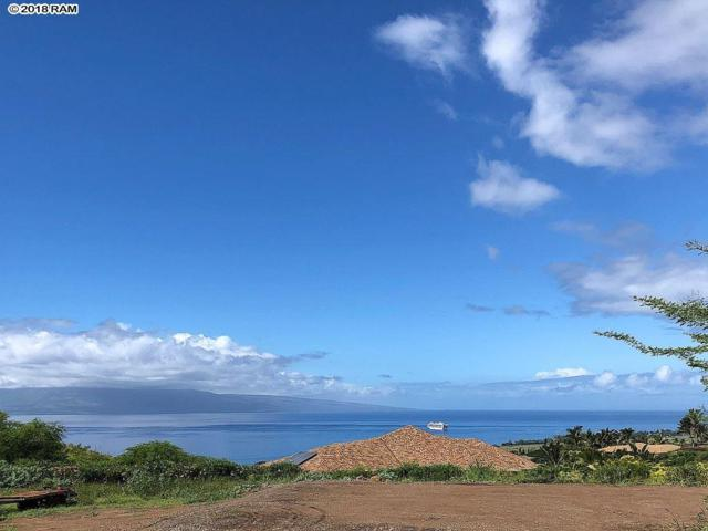 83 Lau Niu Way Lot 15  Unit B, Lahaina, HI 96761 (MLS #380476) :: Steven Moody