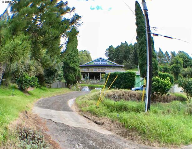 246 Koheo Rd, Kula, HI 96790 (MLS #380541) :: Maui Estates Group