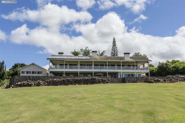 70 Hoopalua Dr, Pukalani, HI 96768 (MLS #380562) :: Elite Pacific Properties LLC