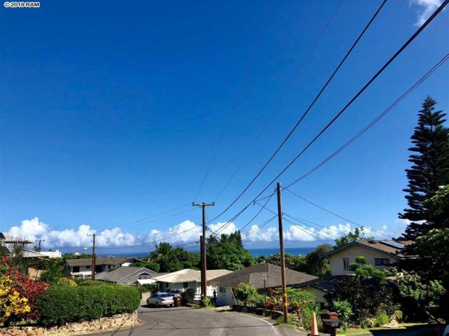 269 Halenani Dr, Wailuku, HI 96793 (MLS #380570) :: Elite Pacific Properties LLC
