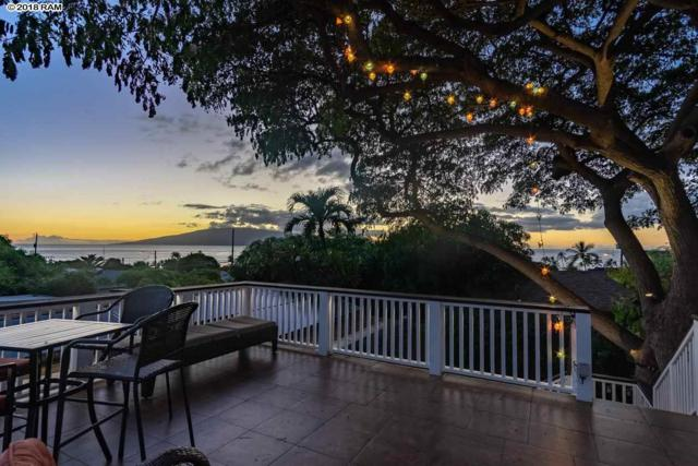 1369 Kahoma St, Lahaina, HI 96761 (MLS #380577) :: Maui Estates Group