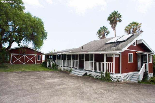 221 Pau Hana Rd, Makawao, HI 96768 (MLS #380583) :: Maui Estates Group