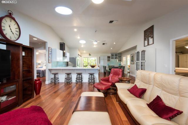 75 Ponana St, Kihei, HI 96753 (MLS #380585) :: Maui Estates Group