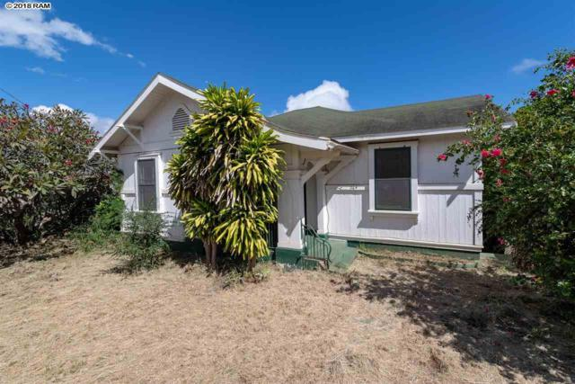 264 Pua Pl, Wailuku, HI 96793 (MLS #380586) :: Elite Pacific Properties LLC