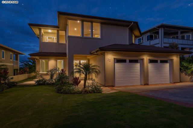 99 Kahana Nui Rd, Lahaina, HI 96761 (MLS #380589) :: Maui Estates Group