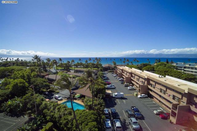 3676 Lower Honoapiilani Rd D101, Lahaina, HI 96761 (MLS #380596) :: Maui Estates Group