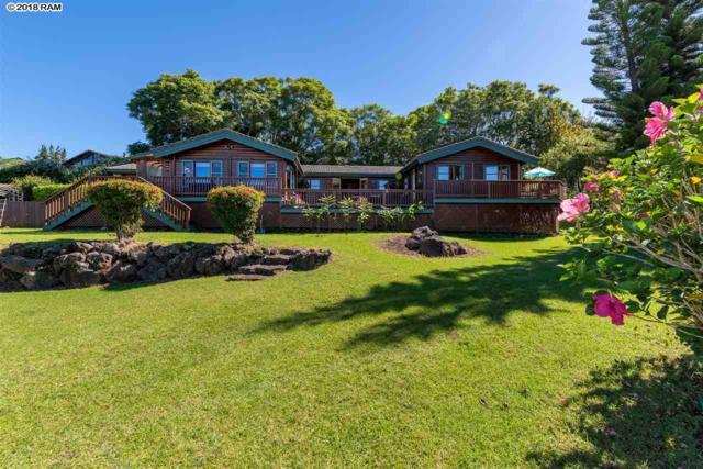 125 Holomakani Dr, Kula, HI 96790 (MLS #380604) :: Maui Estates Group
