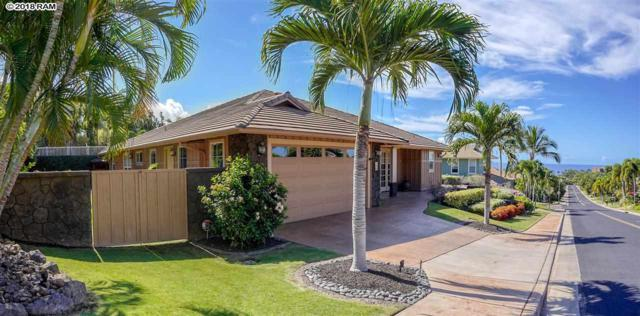 154 Ahekolo Pl #58, Kihei, HI 96753 (MLS #380612) :: Maui Estates Group