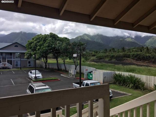 1120 Eha St 29-202, Wailuku, HI 96793 (MLS #380614) :: Maui Estates Group