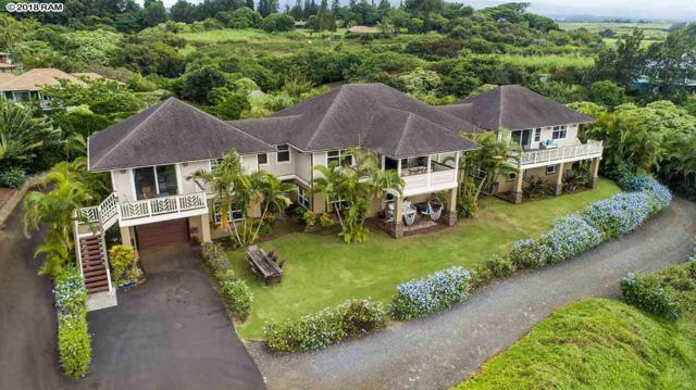 68 Oheala Pl, Makawao, HI 96768 (MLS #380620) :: Elite Pacific Properties LLC