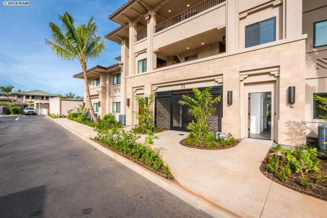 71 Wailea Gateway Pl 103 (72), Kihei, HI 96753 (MLS #380737) :: Elite Pacific Properties LLC